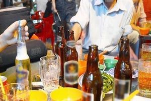 Dư luận nói gì về biểu quyết dự luật rượu bia?