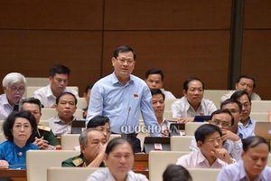 Đại biểu Nguyễn Hữu Cầu: Bộ trưởng GTVT trả lời còn tránh
