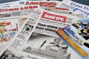 Bộ TT&TT ra kế hoạch triển khai sắp xếp các cơ quan báo chí