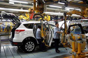 Căng thẳng Mỹ-Trung: hãng xe Ford bị Trung Quốc phạt