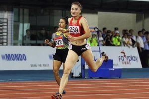 Quách Thị Lan giành HCV 400 m tại giải Grand Prix châu Á