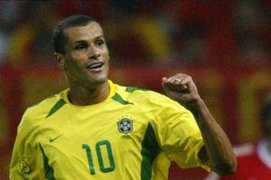 Rivaldo, Ronaldinho ghi bàn hạ Thái Lan 7-0 tại King's Cup