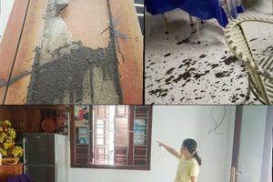 Cần điều tra làm rõ vụ ném 'bom bẩn' vào nhà dân ở Hà Đông