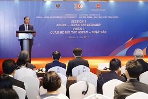 ASEAN-Nhật Bản là đối tác không thể thiếu của nhau