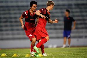 Dự kiến đội hình ra sân của đội tuyển Việt Nam trước Thái-lan
