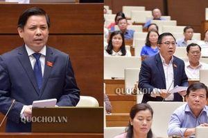 ĐB Lưu Bình Nhưỡng tranh luận với Bộ trưởng Nguyễn Văn Thể về 'lôi kéo nhân lực hàng không'