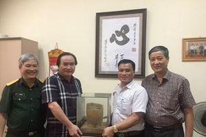 Bảo tàng Quang Minh tiếp nhận thêm nhiều hiện vật quý
