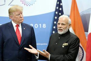 Ấn Độ - 'Mặt trận thương chiến mới' của Mỹ ?