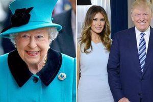 Tổng thống Trump, Nữ hoàng Anh tặng nhau quà gì?