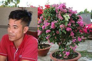 Ninh Bình: Bắt nhóm đối tượng đột nhập lăng mộ, trộm cây hoa trị giá 80 triệu đồng