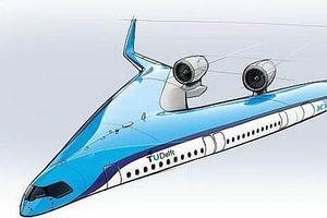Hà Lan phát triển máy bay thiết kế 'độc', chở khách ở cánh