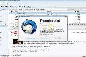 Thunderbird của Mozilla có sẵn trên Microsoft Store