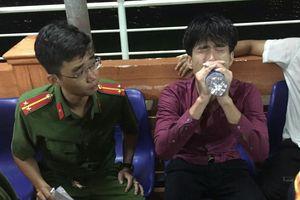 Một thanh niên ngáo đá, loạn thần, nhảy xuống vực sâu ở Đà Nẵng