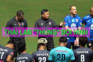 Thái Lan mất trụ cột, gặp khó khăn trước trận gặp Việt Nam