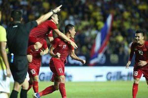 'Báo ngoại' ngợi ca bàn thắng của Việt Nam trước Thái Lan