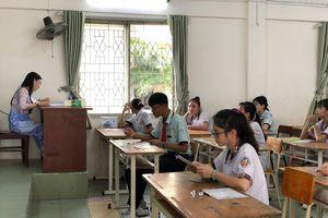 Xử lý sai sót đề thi Anh văn lớp 10 tại TPHCM: Cho thí sinh điểm tối đa