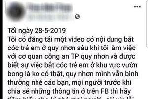 Tung tin bắt cóc trẻ em gây hoang mang ở Quy Nhơn