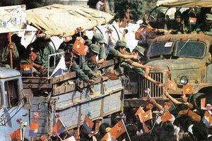 Dấu ấn của 'Đội quân nhà Phật' trên đất Campuchia