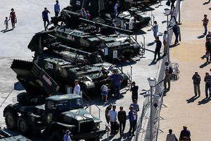 Hé lộ những thiết bị quân sự tối tân được Nga mang đến Army-2019