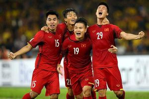 Báo châu Á: Năm lợi thế của tuyển Việt Nam trước Thái Lan