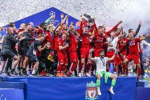 Sốc với danh sách 20 cầu thủ xuất sắc nhất Champions League