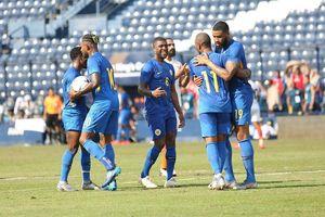 Đè bẹp Ấn Độ, Curacao gặp Việt Nam ở chung kết King's Cup