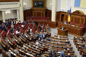 Quốc hội Ukraine 'dội gáo nước lạnh' thứ 2 lên tân Tổng thống Zelensky