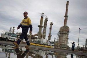 Giá dầu thoát đáy 5 tháng nhờ phát biểu của Chủ tịch FED