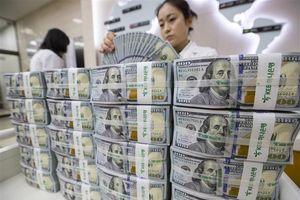 Thu nhập bình quân đầu người của Hàn Quốc vượt 33.000 USD