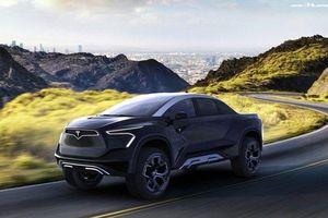 Tesla hứa hẹn ra mắt xe bán tải chạy điện phong cách viễn tưởng