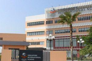 Phụ huynh tố trường Quốc tế Singapore 'lạm thu': Giám đốc trường nói gì?