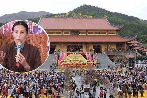 Phạt bà Phạm Thị Yến chùa Ba Vàng 100 triệu cũng không giải quyết vấn đề