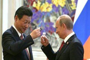Chủ tịch Trung Quốc tiết lộ về tình bạn đặc biệt với ông Putin