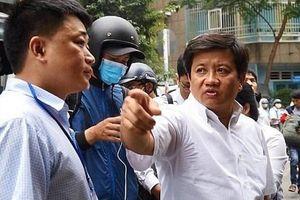 Bộ trưởng Nội vụ Lê Vĩnh Tân nói gì việc ông Đoàn Ngọc Hải từ chức?