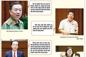 Không để Việt Nam thành nơi trung chuyển ma túy