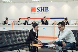 SHB áp dụng lãi suất huy động cao nhất lên tới 8,5%/năm