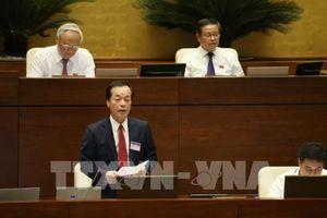 Nhiều vấn đề 'nóng' của ngành xây dựng được chất vấn trước Quốc hội