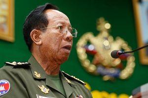 Bộ trưởng QP Campuchia: 'Bài viết của Thủ tướng Lý Hiển Long là không thể chấp nhận'