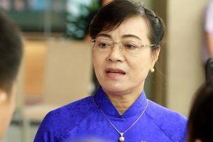 ĐB Nguyễn Thị Quyết Tâm: 'Ông Đoàn Ngọc Hải thiếu tôn trọng tổ chức và cá nhân'