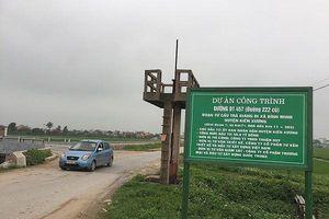 Thuận Duy trúng 17 gói thầu tại Kiến Xương, Thái Bình
