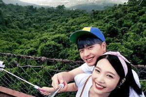Loạt ảnh 'tình bể bình' của cặp đôi 'We got married' Joy - Sungjae