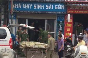 Xác định nguyên nhân chủ tiệm may tử vong ở Thái Nguyên
