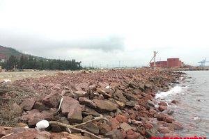 Tĩnh Gia (Thanh Hóa): Công ty Văn Hoa 'ngang nhiên' san lấp trái phép đất ven biển
