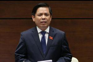 Bộ trưởng Nguyễn Văn Thể: 'Dự án giao thông chậm tiến độ, đội vốn là do công nghệ mới'
