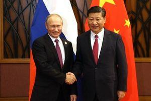 Ông Tập Cận Bình dành nhiều 'lời có cánh' cho ông Putin giữa tâm bão căng thẳng với Mỹ