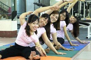 Yoga cho người khuyết tật