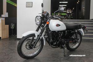 Mẫu classic bike Kawasaki W175 2019 giảm giá còn 63 triệu đồng