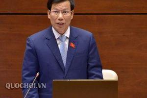 Bộ trưởng Bộ VHTT&DL: Vụ việc chùa Ba Vàng ảnh hưởng đến đạo đức, cần lên án mạnh mẽ