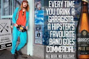 Bia Nam Phi tấn công thị trường Mỹ bằng kế hoạch chiến dịch quảng cáo chống hipster