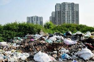 Rác bủa vây phố Trịnh Văn Bô khiến nhiều người bức xúc